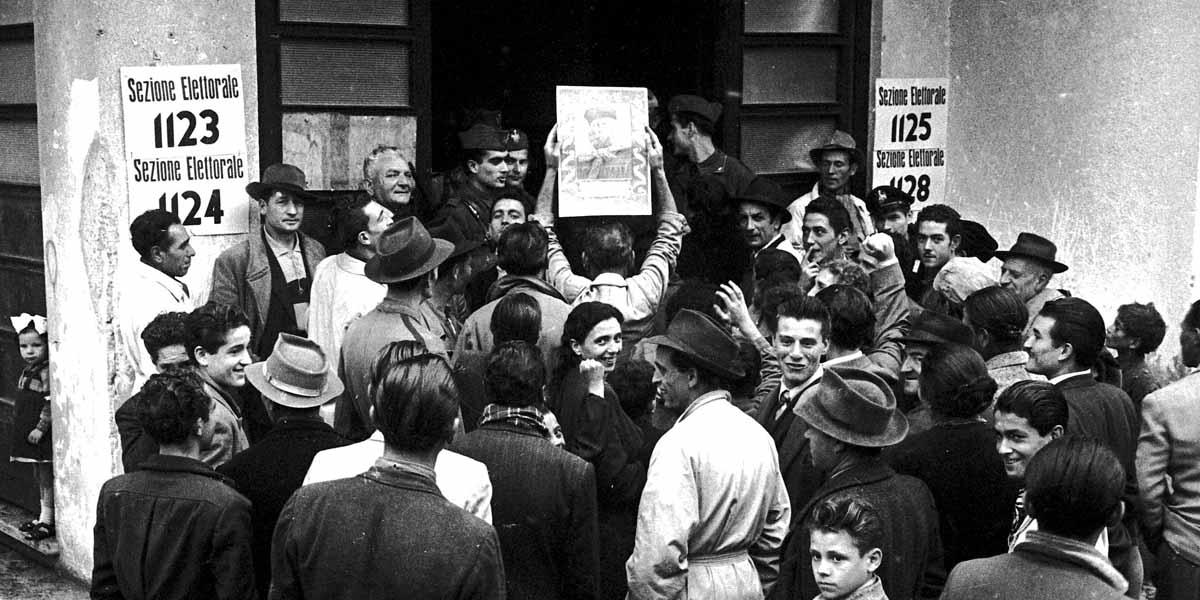 I dialoghi della Storia: LA FORZA E L'AMORE DELLE DONNE TRA GUERRA E DOPOGUERRA