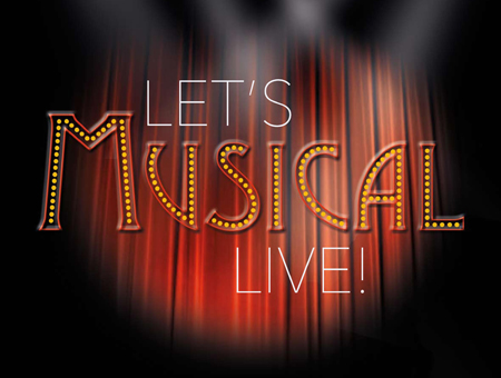 LET'S MUSICAL LIVE