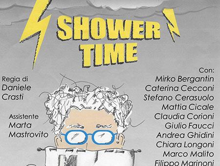 SHOWER TIME - PaeSaggi Teatrali