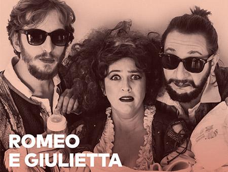 ROMEO E GIULIETTA L'amore è saltimbanco