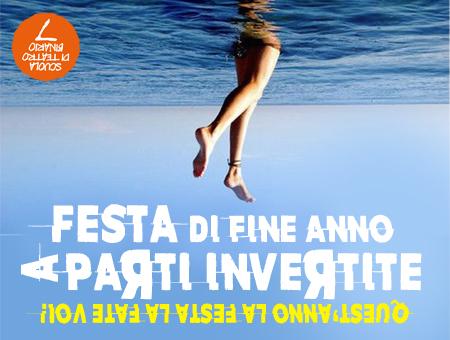 FESTA A PARTI INVERTITE