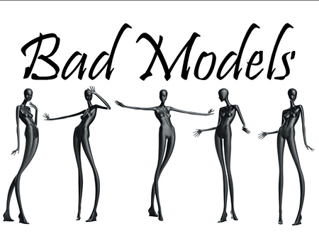 BAD MODELS - PaeSaggi Teatrali