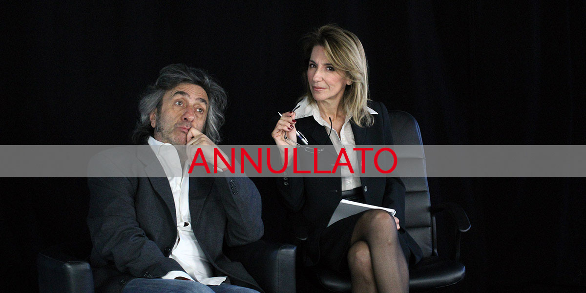ANNULLATO: OH MY GOD!