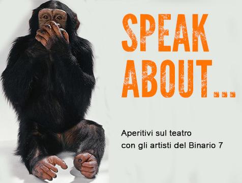 SPEAK ABOUT...