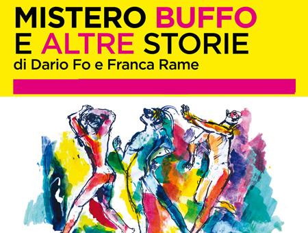 MISTERO BUFFO E ALTRE STORIE