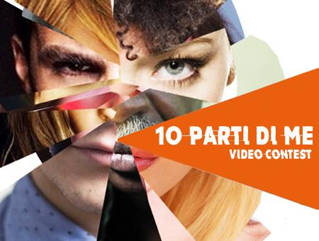 VideoContest - 10 parti di me