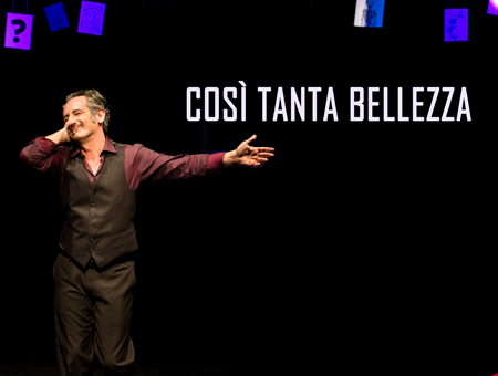 COSÌ TANTA BELLEZZA