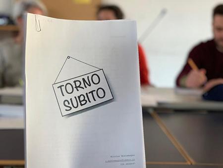 TORNO SUBITO - Progetto LabX