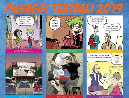 PaeSaggi Teatrali 2019